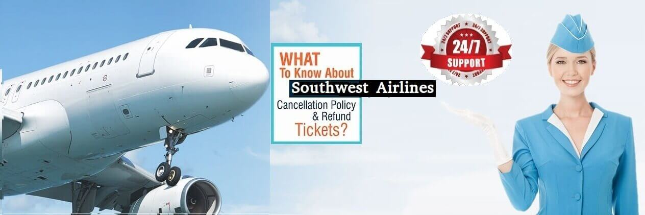 Southwest Airlines Cancellation Policy