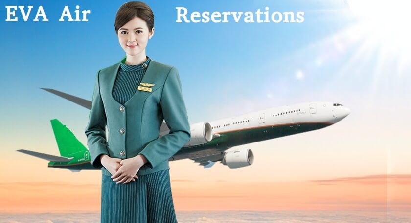 EVA Air Reservations