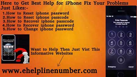 iPhone Password Recovery